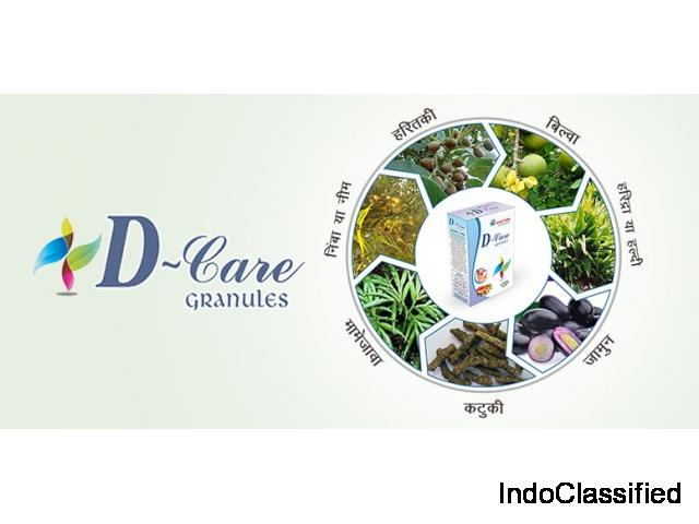 D-Care Granules Ayurvedic Powder for Sugar Control