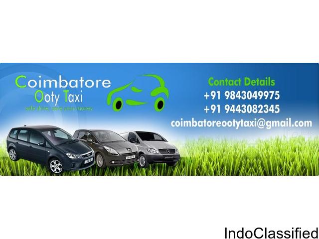 Coimbatore Taxi Ooty Taxi Coimbatore Cab rental Coimbatore Travels Ooty Travels