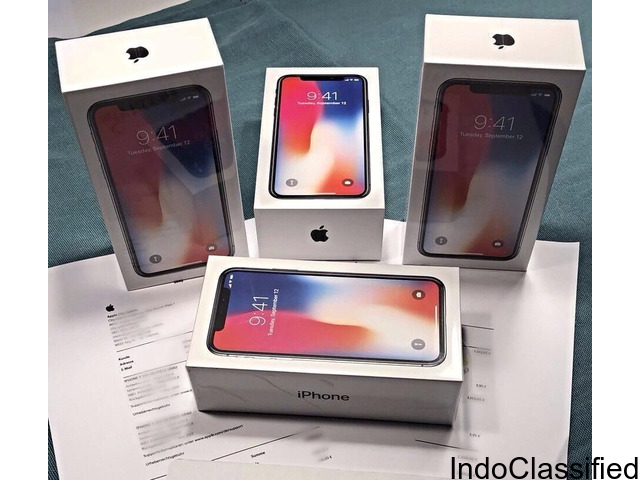 For Sale Apple iPhone X 256 GB with Facetime - Apple Warranty