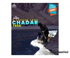 Chadar Trek - The most charismatic frozen river trek in Ladakh for 9 days | Trekveda