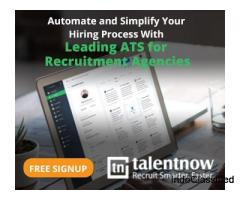 Applicant Tracking System (ATS) For Smart Recruiting Teams | Talentnow
