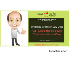 Hair Fall Treatment @ Rs.15/-