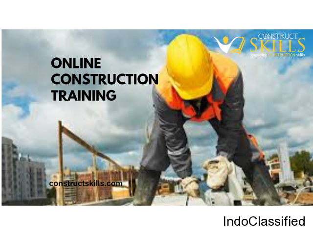 Online Construction Training