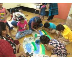 Best preschool in netaji nagar