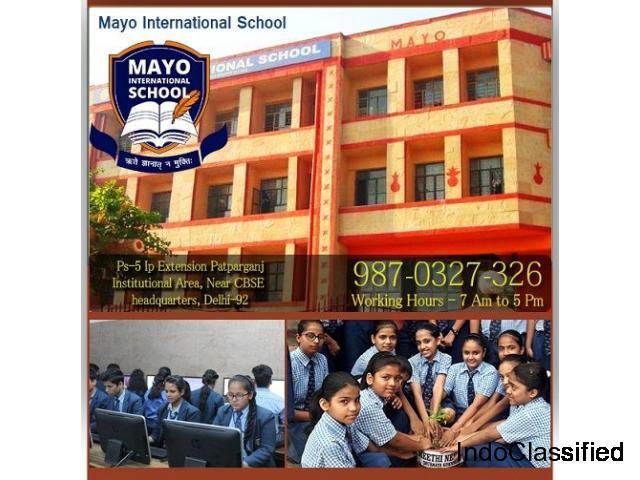 Mayo School | Top 50 schools in Delhi - MAYO INTERNATIONAL SCHOOL