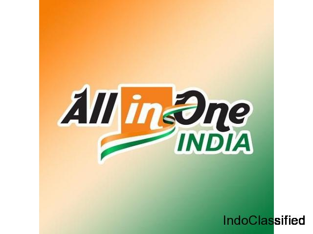 Welcome to All In One India