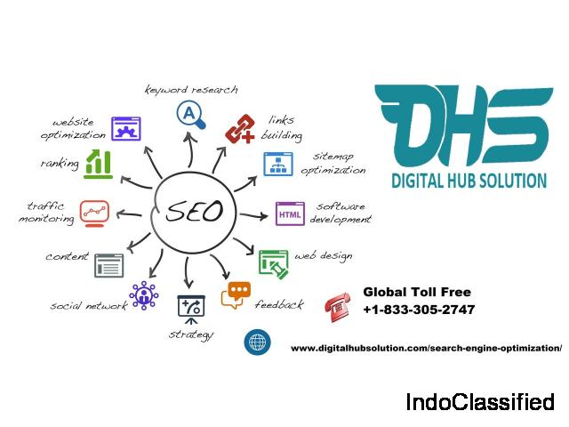 Digital Web search Engine Optimization services With - DHS