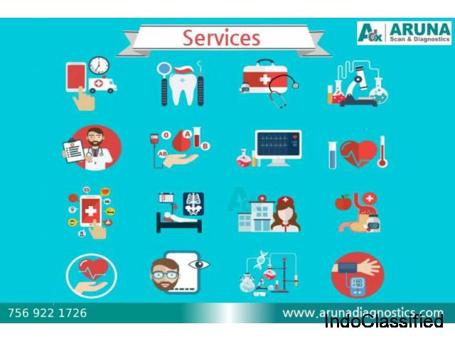 The Best Diagnostic Center in A.S Rao Nagar