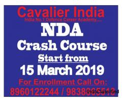 NDA CRASH COURSE  2019