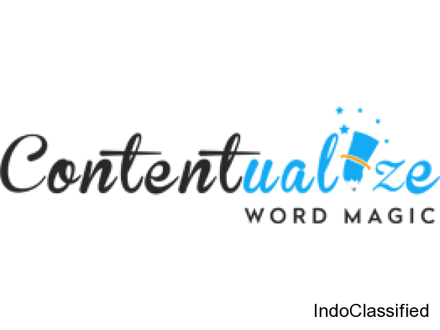 Content Writing Company | Content Marketing Services - Contentualize