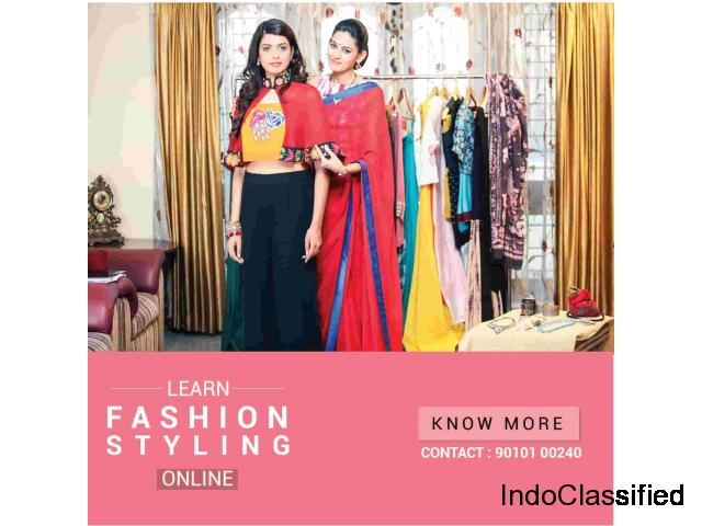 Online Fashion Styling Short Course Certified by Neeta Lulla