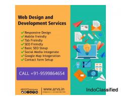 Get Affordable Web Design & Development Services in Noida, Delhi, india