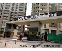 2 BHK Ready to Move Apartments in Nirala Greenshire