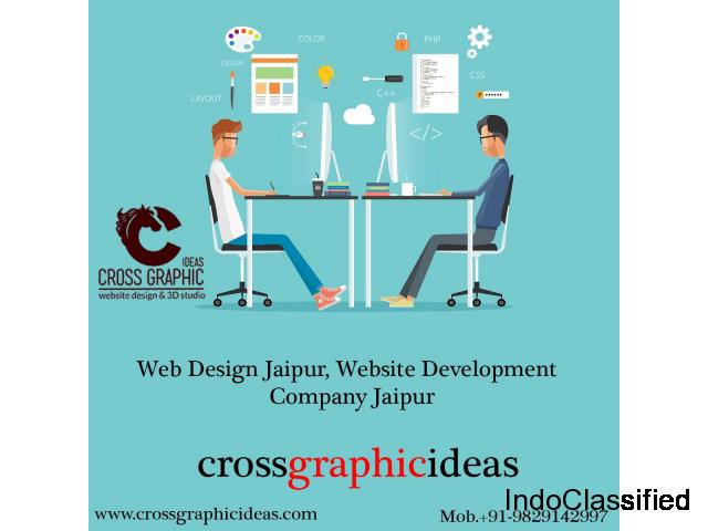 web design and development services India