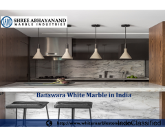 White Marble in India Shree Abhayanand Supplier of White Marble