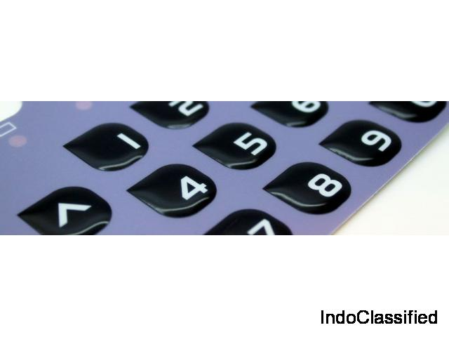 Best Quality Membrane Switches Manufacturer