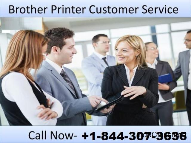 Brother Printer Customer Service +1-844-307-3636 Phone Number for Immediate Help