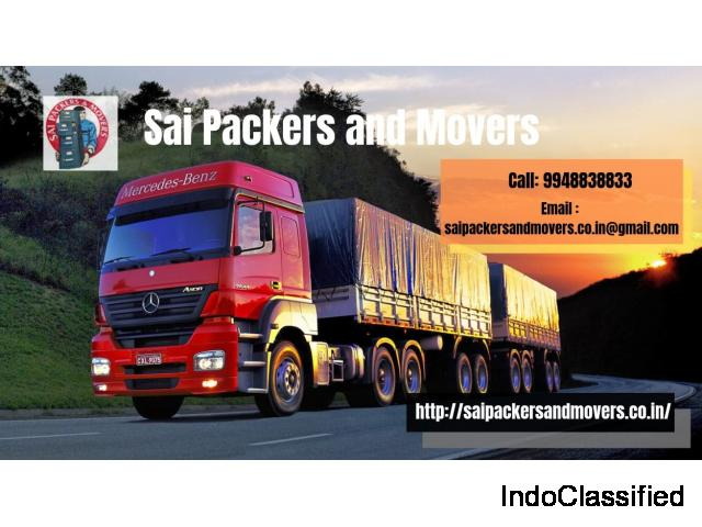 Sai Packers And Movers in Hyderabad | Best Packers and Movers in Hyderabad