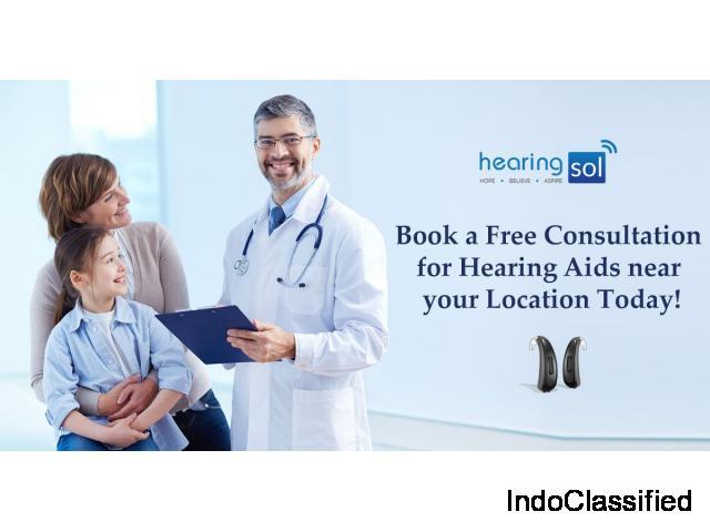 Hearing Aids For Tinnitus. Reach us 1800-121-4408