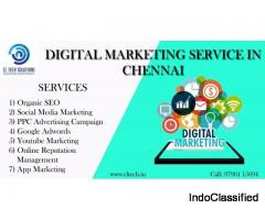 Digital Marketing Company in Chennai, India