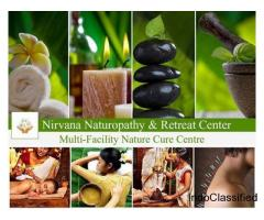 Nirvana Naturopathy & Retreat is The Nearest Nature Cure Center in Indore