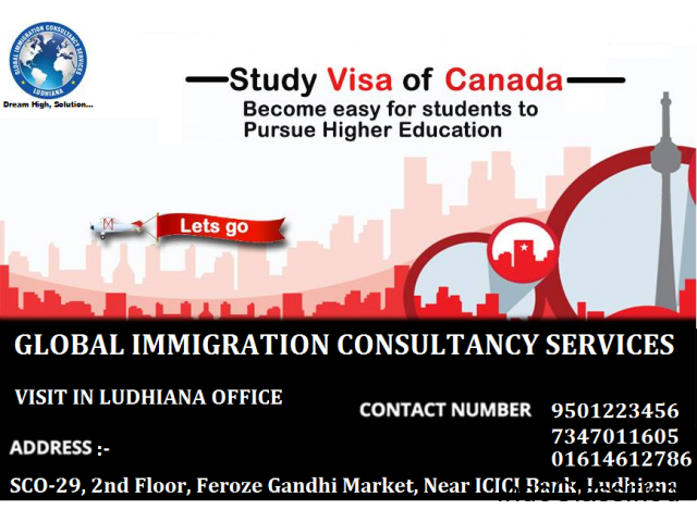 Study visa of Canada now becomes easy for students