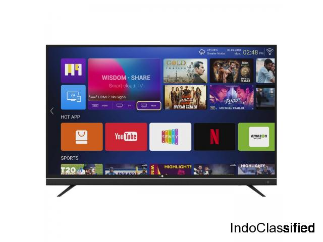 Daiwa 65 inch 4K QUHD Quantum Luminit Smart LED TV