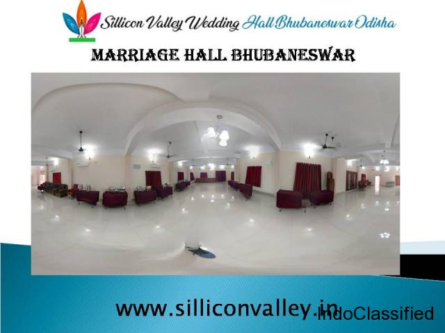 Marriage hall Bhubaneswar