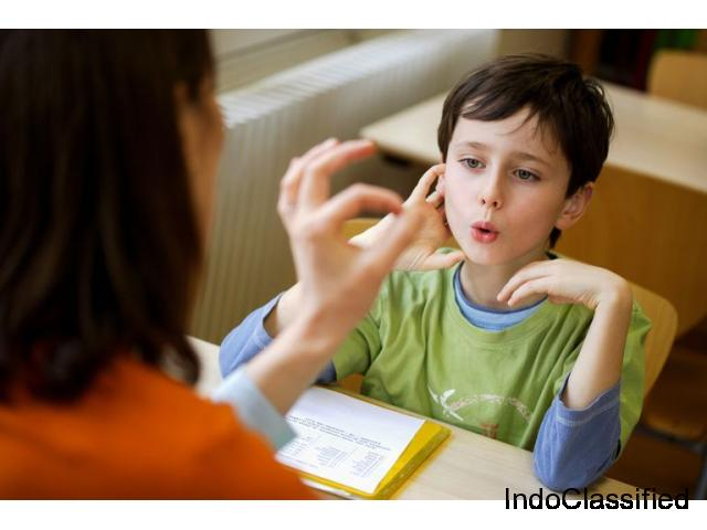 Best Pediatricians For Speech Therapy Call us 1800 121 4408