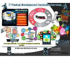 IT Product Development Consulting Services