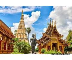 How do travel in Thailand with low  budget ??