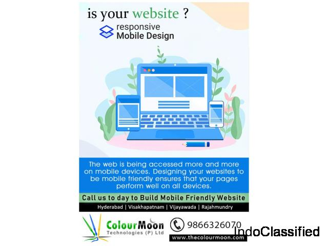 Best web designing company in Visakhapatnam | Colour Moon Technologies