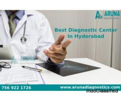 Best Diagnostic Center in  Hyderabad