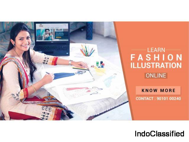 Practice the Fashion Art – Learn Fashion Illustration Online
