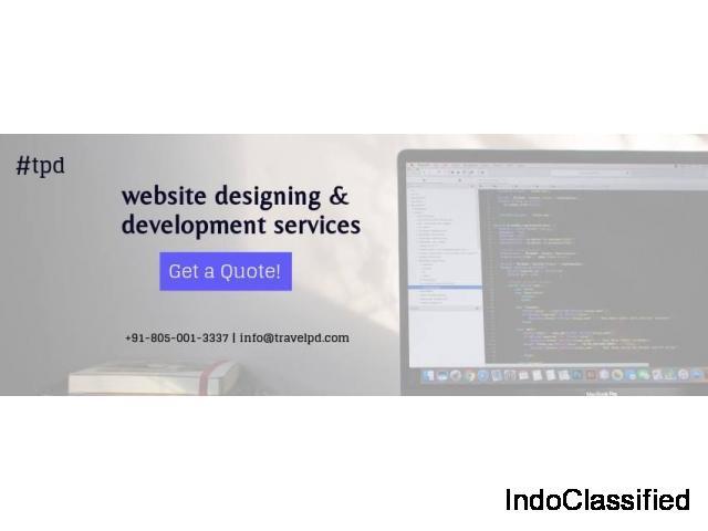 Web design| Web development |TravelPD