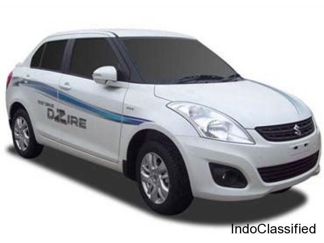 Dzire for Rent – 11rs Per KM - Book Dzire car rental for outstation