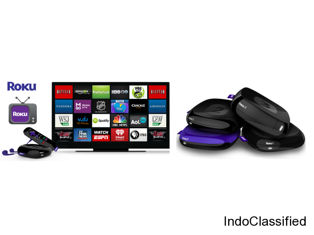 How to activate your Roku streaming device with www.Rokucom.org