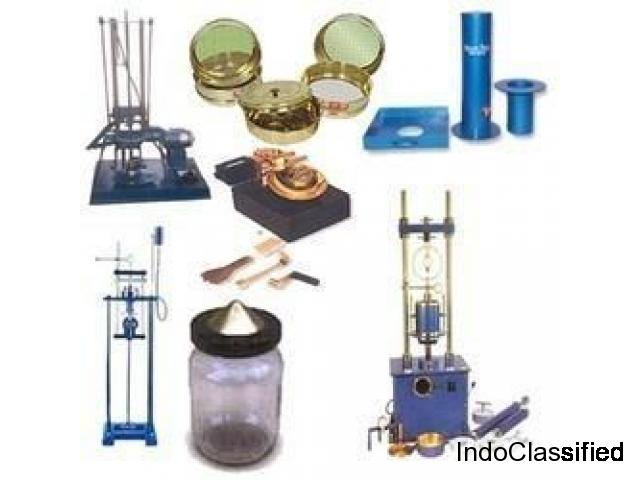 Civil Engineering Lab Equipment Manufacturers,Suppliers,Exporters India
