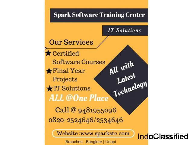 SPARK SOFTWARE TRAINING CENTER