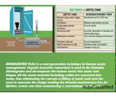 BioToilet | BioToilet Dear in Coimbatore | BioToilet Vendor in Coimbatore