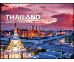 Get best offer on Thailand holiday package - Just Click Travels