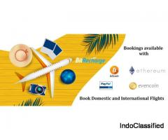 Bitrecharge - Book Domestic and International Flights & Hotels