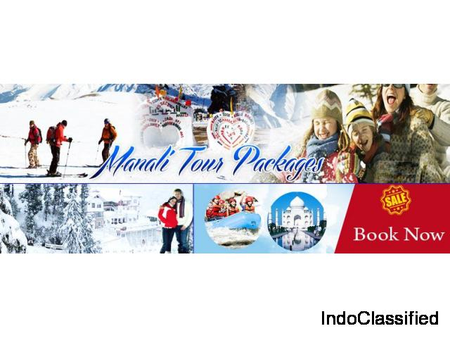 Book Shimla Manali tour package - Just Click Travels