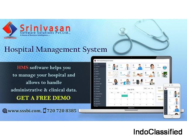 HMS – Hospital Management System - | Online Application |Integrated Solutions