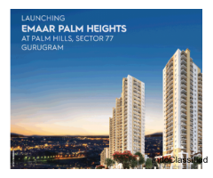 Emaar Palm Heights Gurgaon | Emaar Palm Heights floor plan