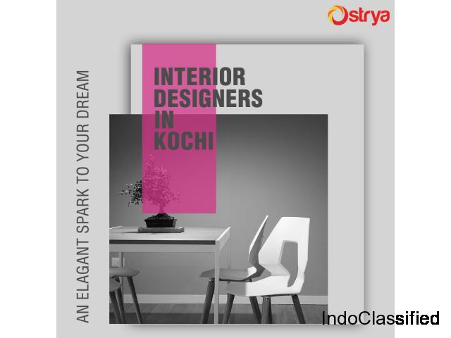 Catch Your Designing Dreams With Ostrya Interiors