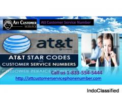 Internet contact at Att Customer Service Number 1-833-554-5444