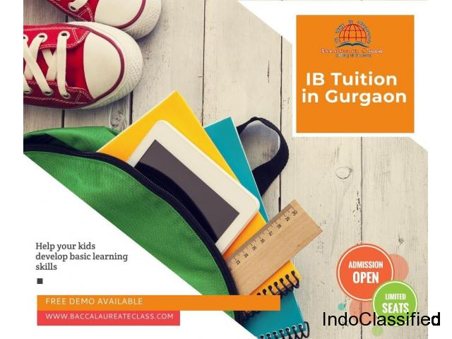 IB Tuition in Gurgaon - Baccalaureate classes