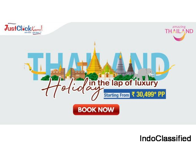 Thailand Tour Packages Starting at Rs 31671  - Just Click Travels