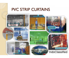 PVC Strip Curtains, Industrial and commercial place... kallerians
